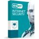 ESET Internet Security 10 1y (2017) Electronic License 3pc